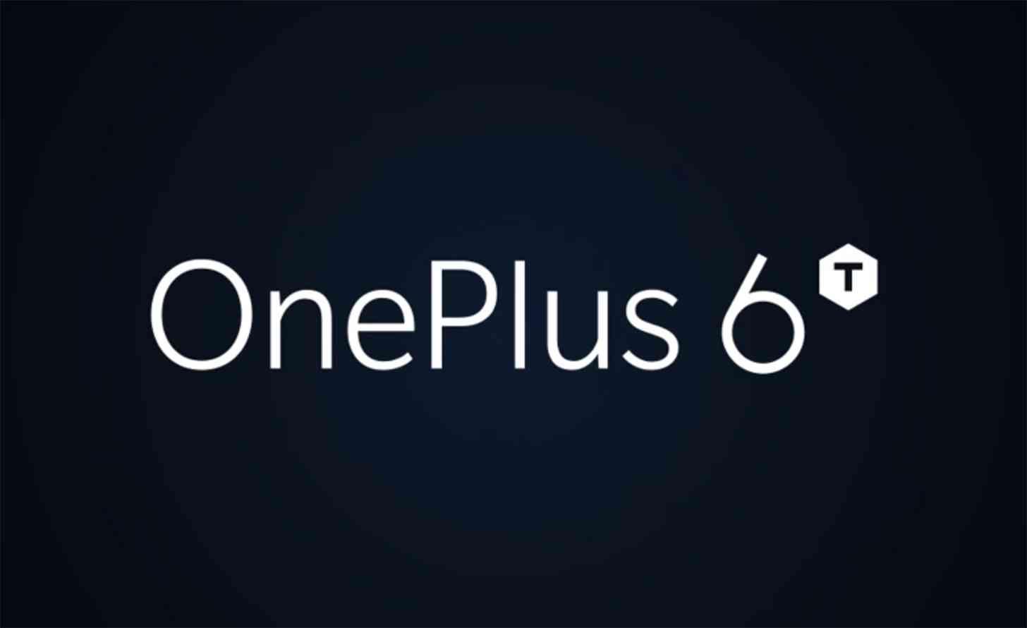 OnePlus 6T logo