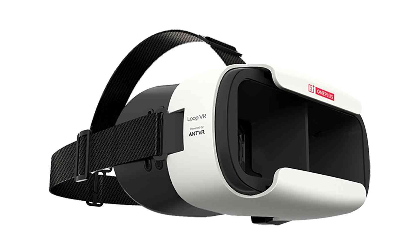OnePlus Loop VR headset official