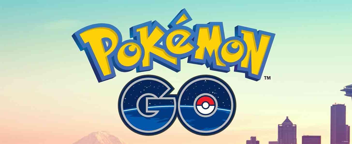 Pokémon Go logo large