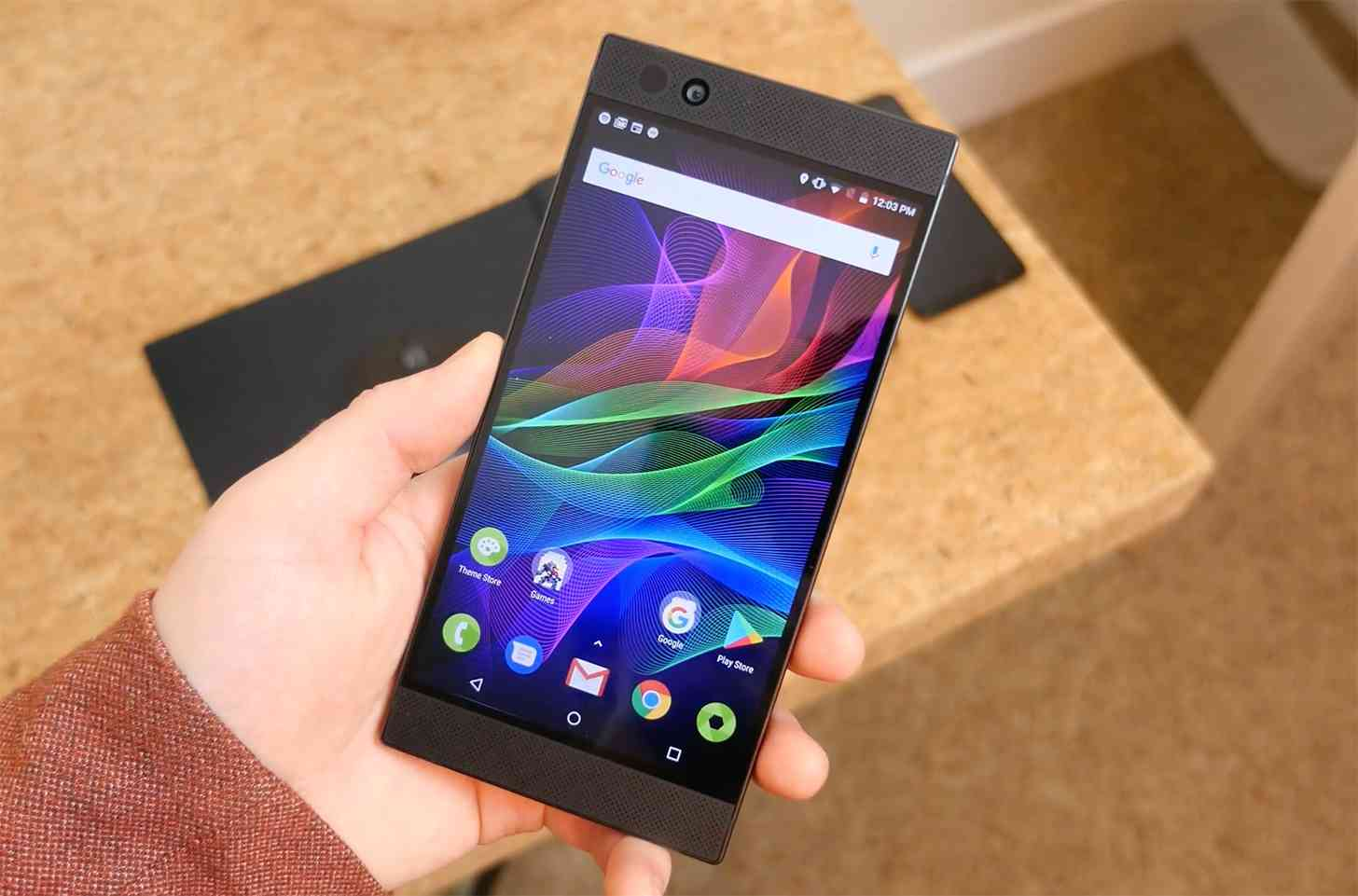 Razer Phone hands-on video