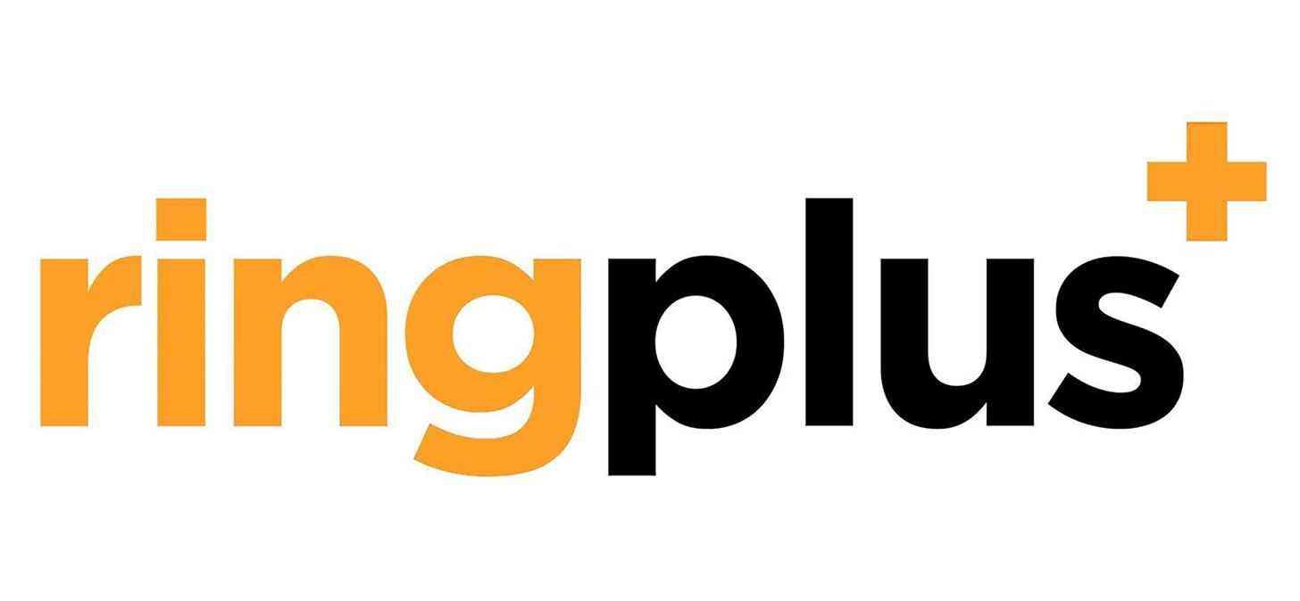 RingPlus logo large