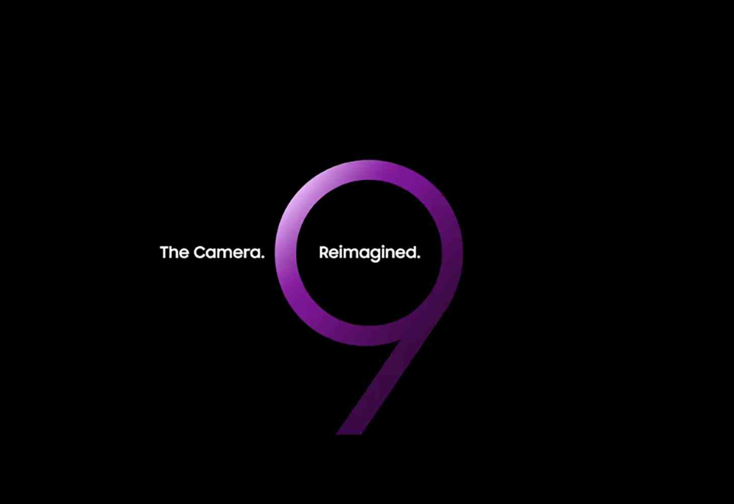 Samsung Galaxy S9 announcement teaser image