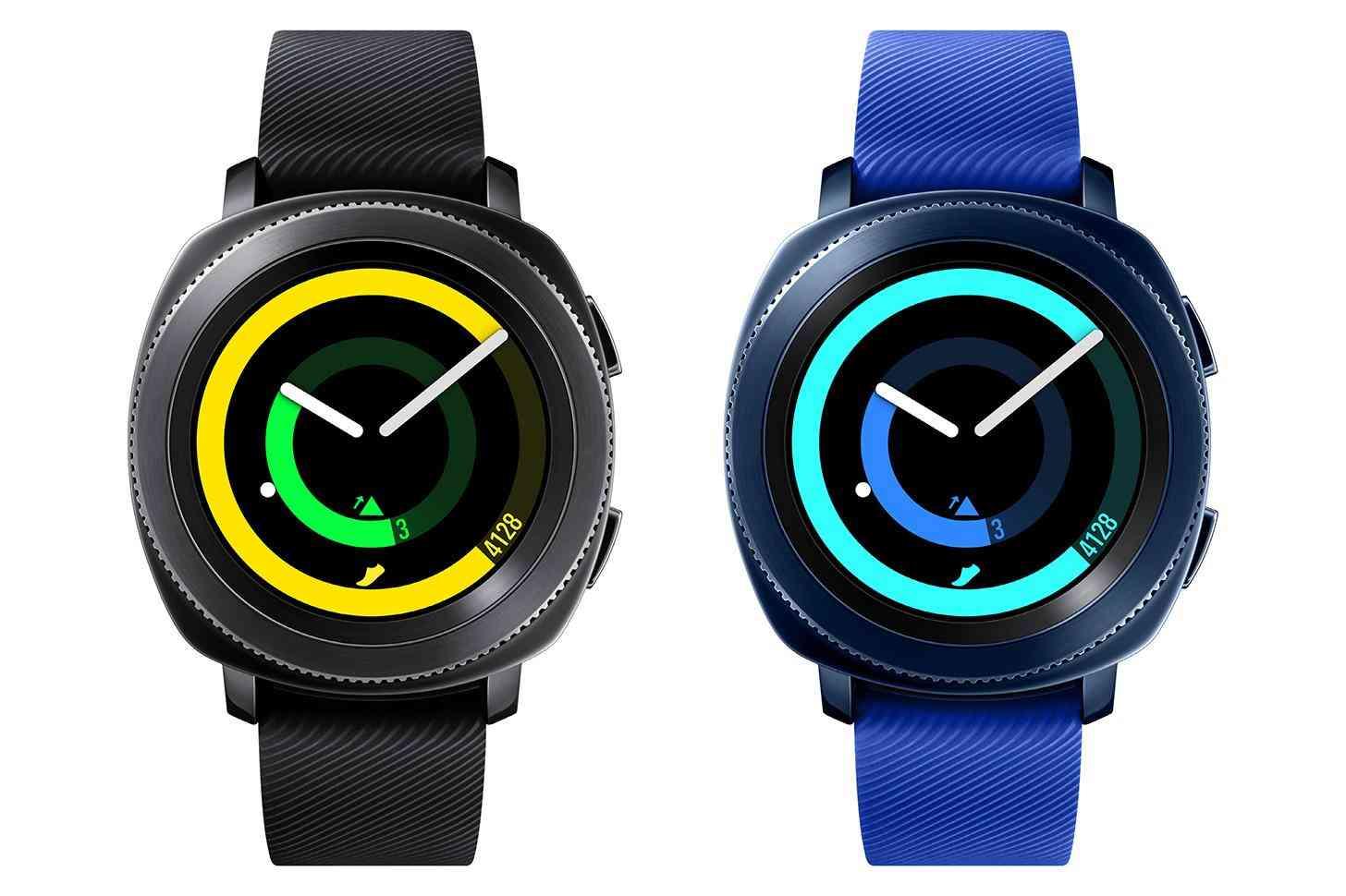 Samsung Gear Sport smartwatch official