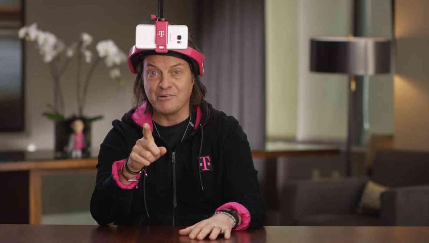 T-Mobile Tops April Fool's Pranks with 'Binge On Up'