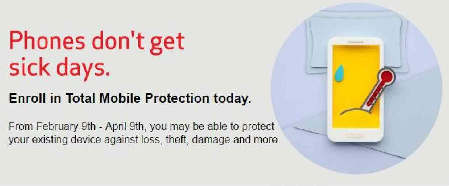 Verizon 39 S Total Mobile Protection Plan Offers Same Day