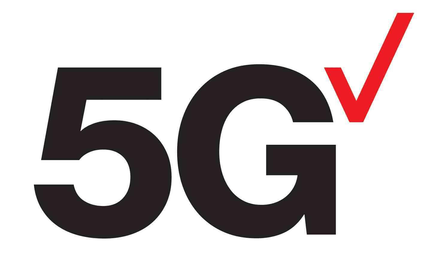 Verizon's 5G logo