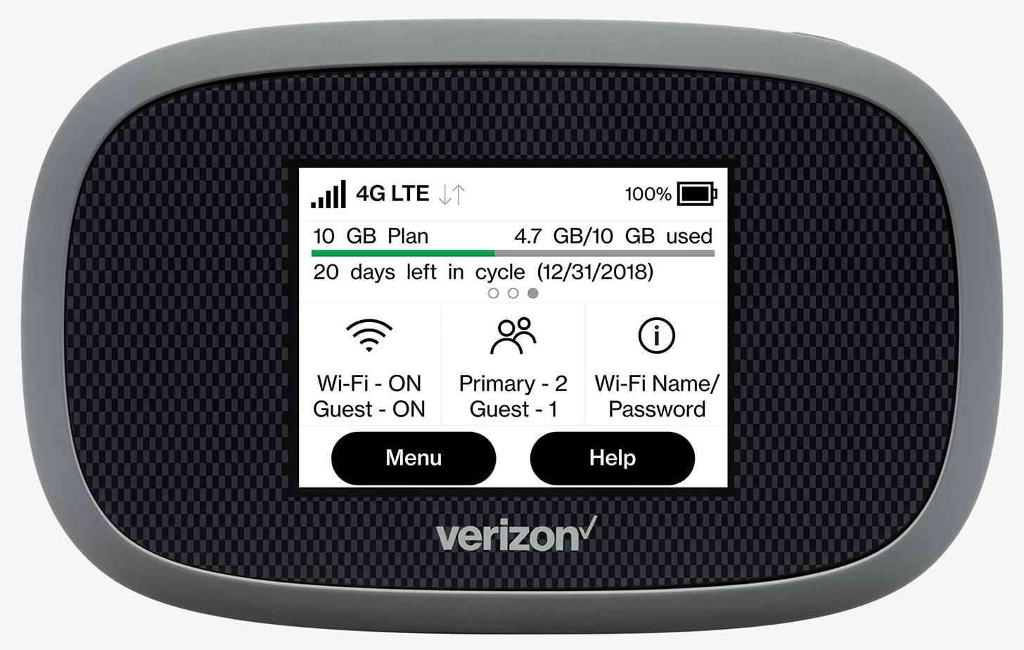 Verizon Jetpack MiFi 8800L mobile hotspot official