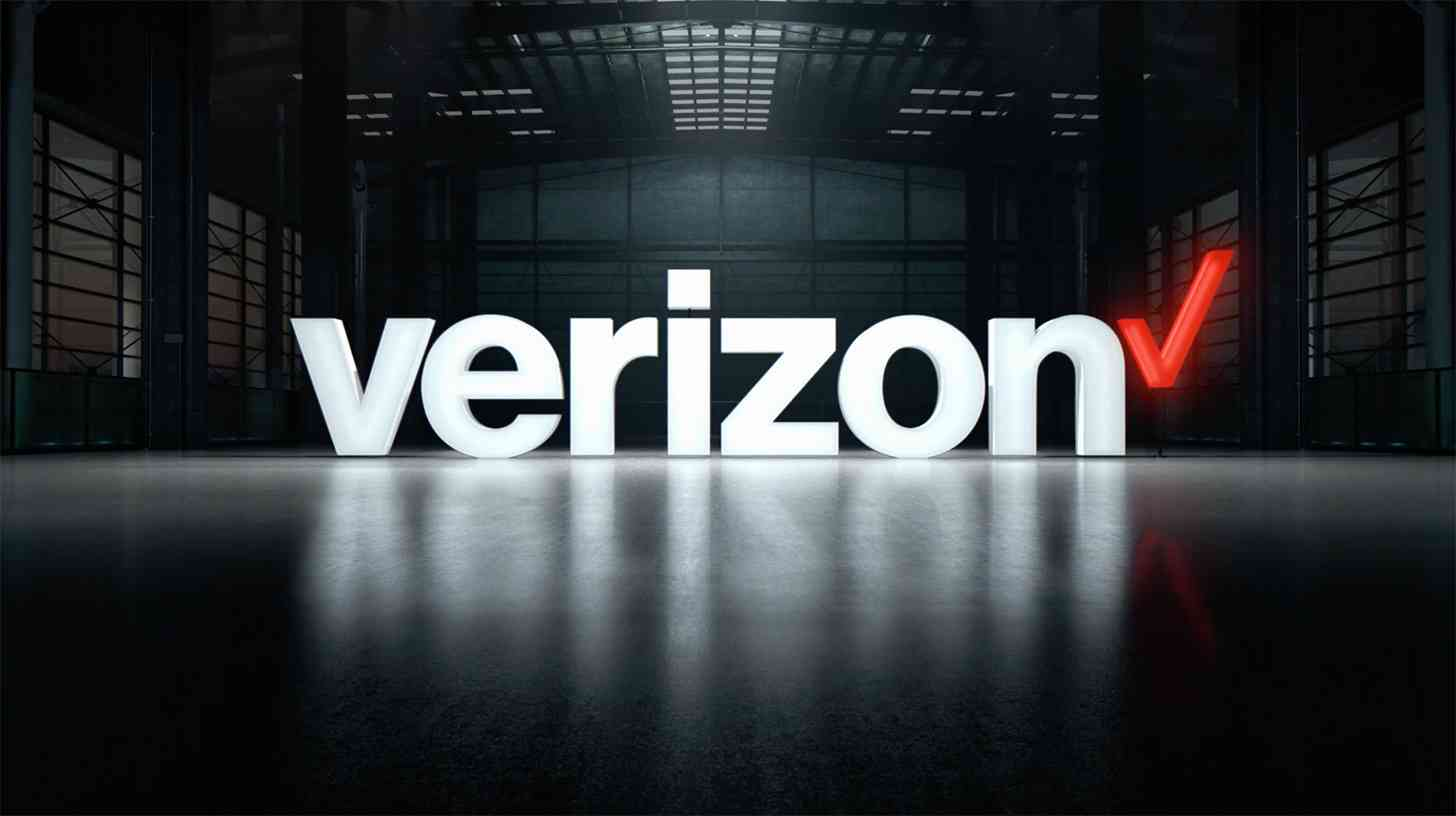 Verizon Wireless new logo large