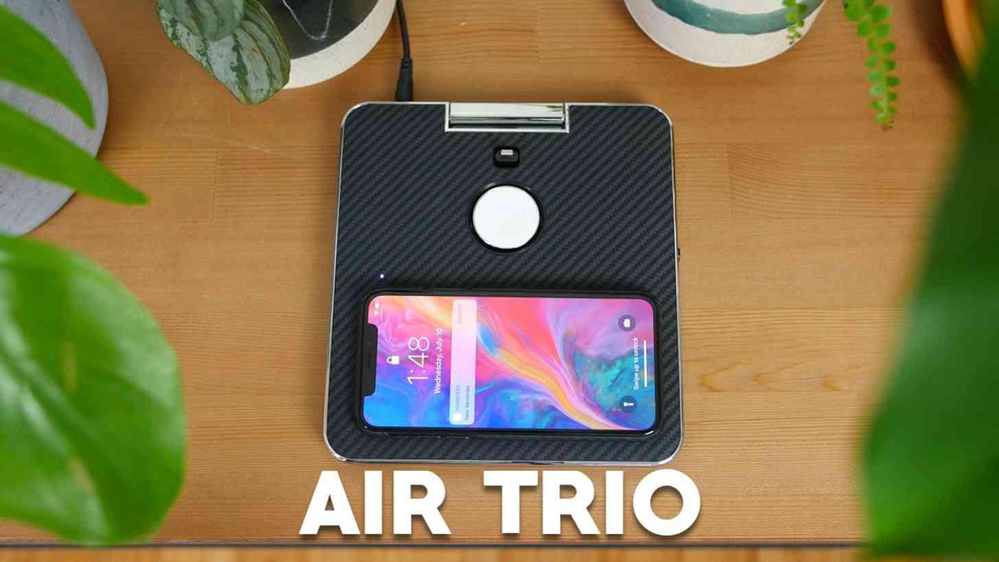 Pitaka Air Trio Review: Best Apple AirPower Alternative