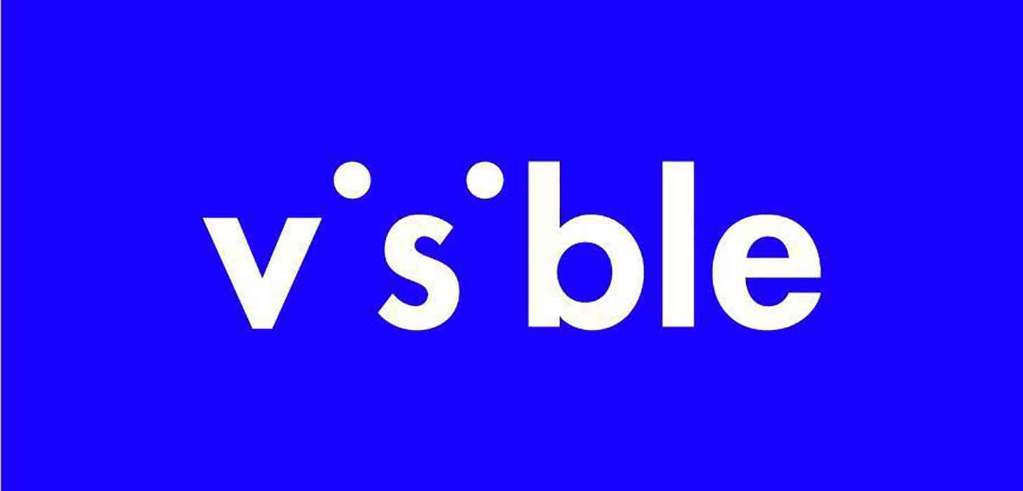 Visible Verizon logo