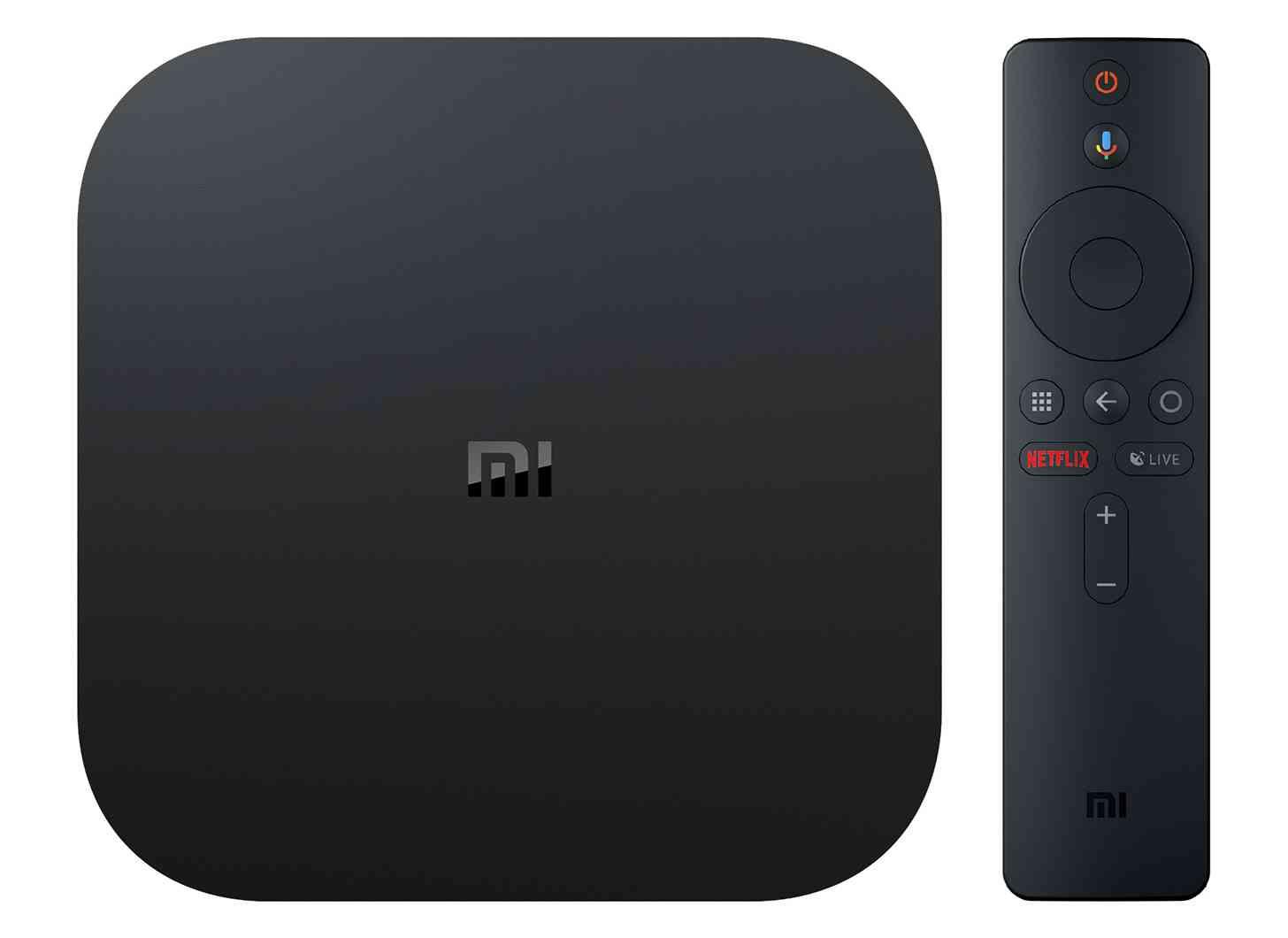 Xiaomi Mi Box S Andorid TV official