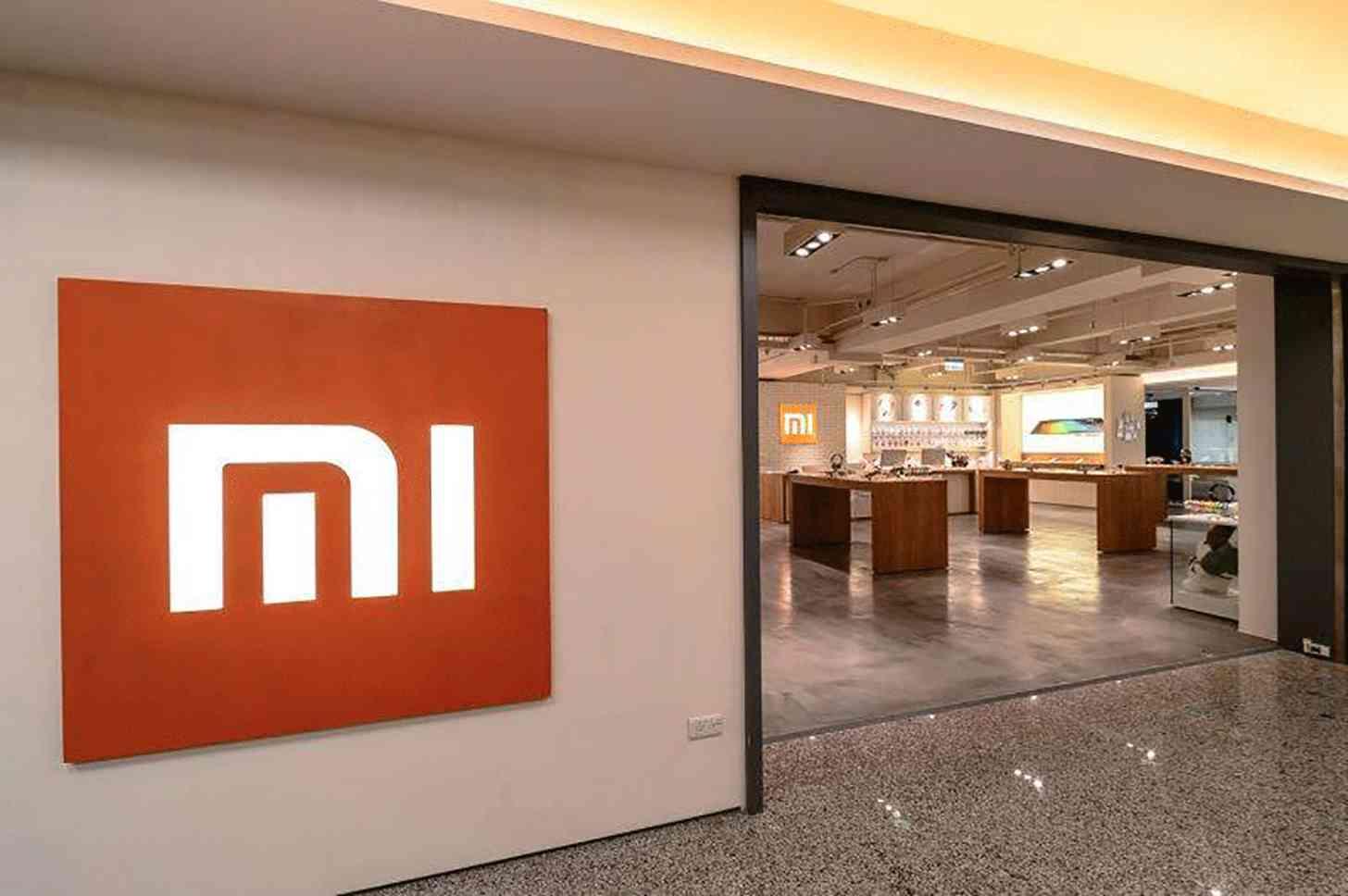 Xiaomi store Taipei