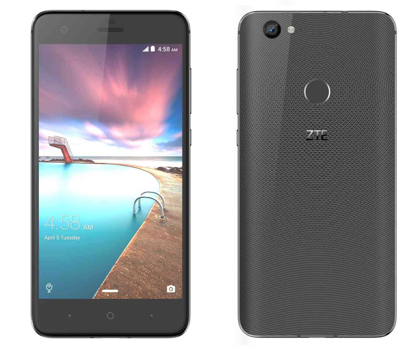 ZTE Hawkeye Project CSX phone