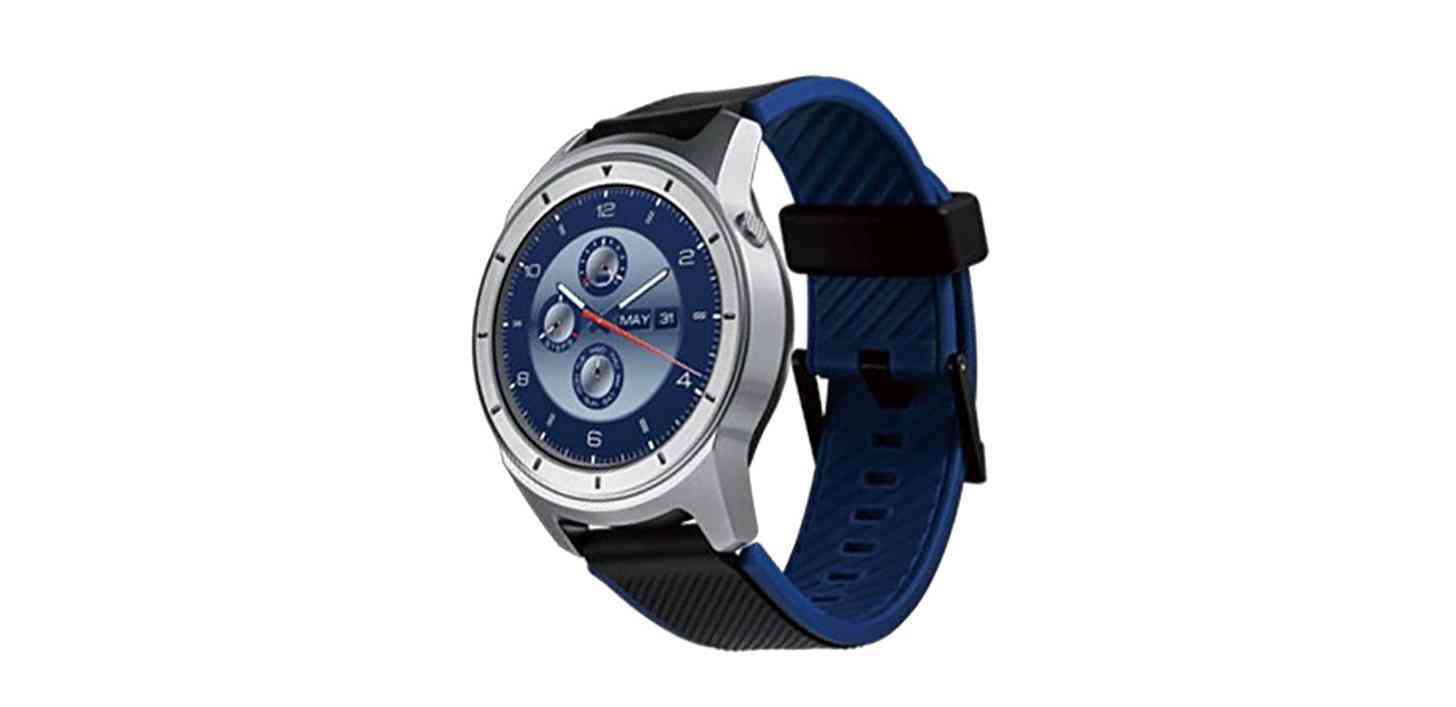 ZTE Quartz Android Wear smartwatch image leak