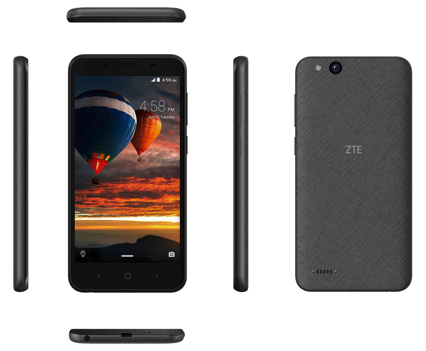 ZTE Tempo Go Android Go official
