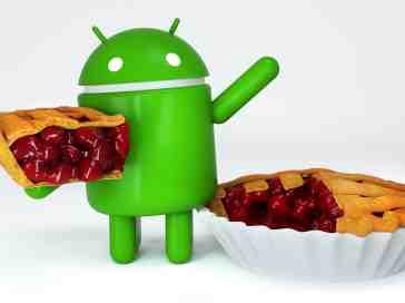 Android Pie logo