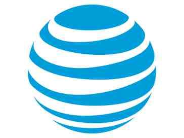 AT&T new globe logo
