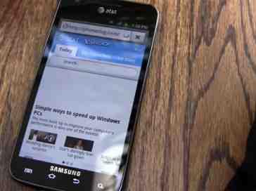 AT&T Samsung Galaxy S II Skyrocket