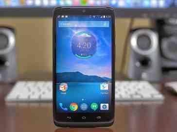 Motorola Droid Turbo front Verizon