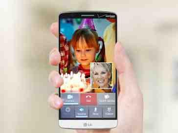 Verizon Advanced Calling 1.0 LG G3