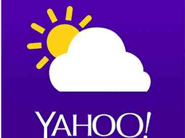 Yahoo Weather app icon