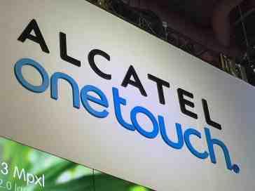 Alcatel Onetouch logo CES 2015 large