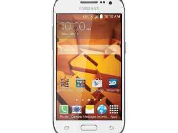 Samsung Galaxy Prevail LTE Boost Mobile