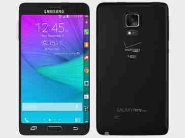 Verizon Samsung Galaxy Note Edge