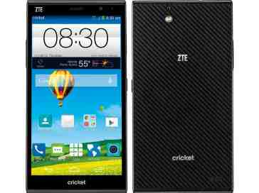ZTE Grand X Max+ Cricket Wireless official