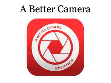 A Better Camera feature