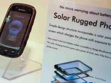 Kyocera Solar Rugged Phone
