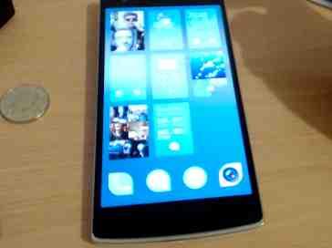 OnePlus One Sailfish OS port