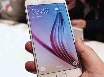 Samsung Galaxy S6 hands on
