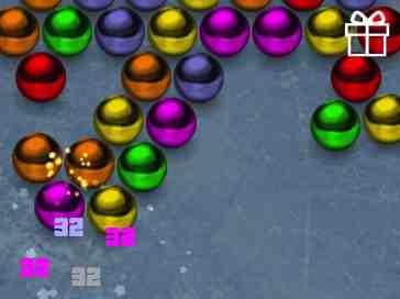 Magnetic Balls Bubble Shoot feature