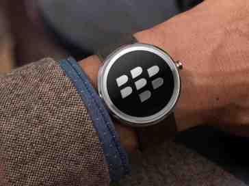 BlackBerry smartwatch