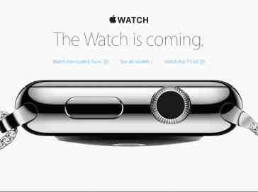Apple Watch arrival