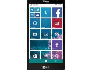 LG Windows Phone for Verizon leak