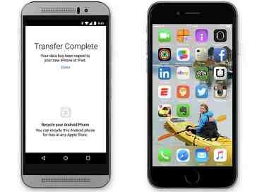Apple Move to iOS app