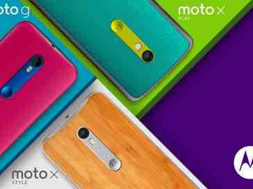 Moto X variants