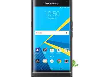 BlackBerry Priv front