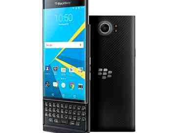 BlackBerry Priv pair