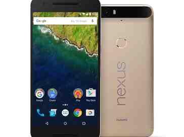 Matte Gold Nexus 6P