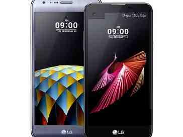 LG X cam X screen official