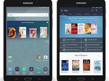 Samsung Galaxy Tab A Nook