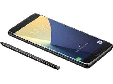 Samsung Galaxy Note 7 Japan