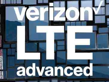 Verizon LTE Advanced