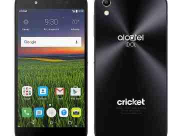 Cricket Alcatel Idol 4