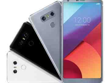 LG G6 leak color options