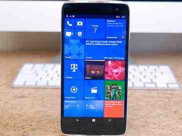 Alcatel Idol 4S with Windows 10 Mobile