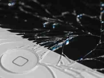 Apple iPhone broken